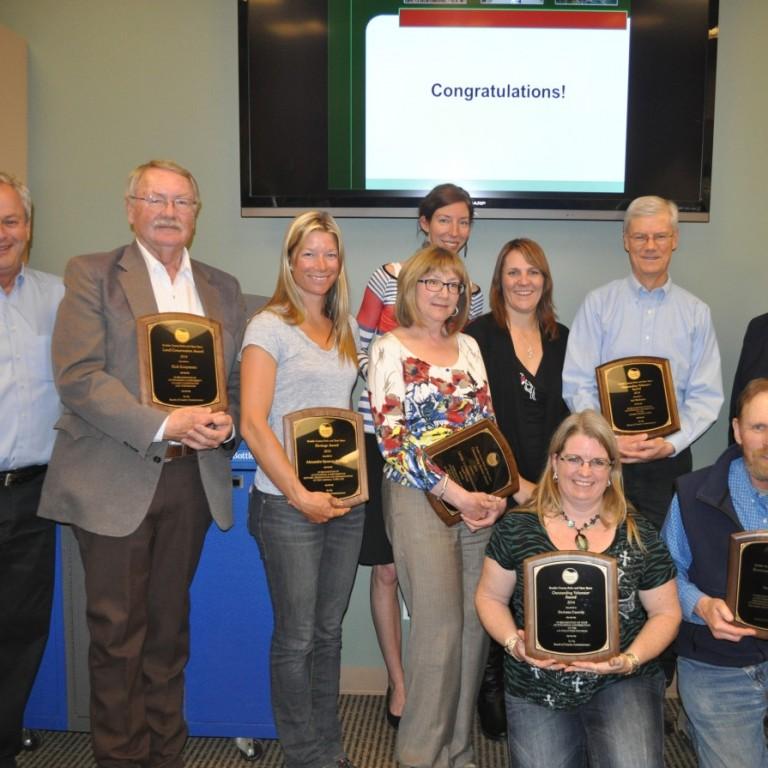 Land Conservation Awards