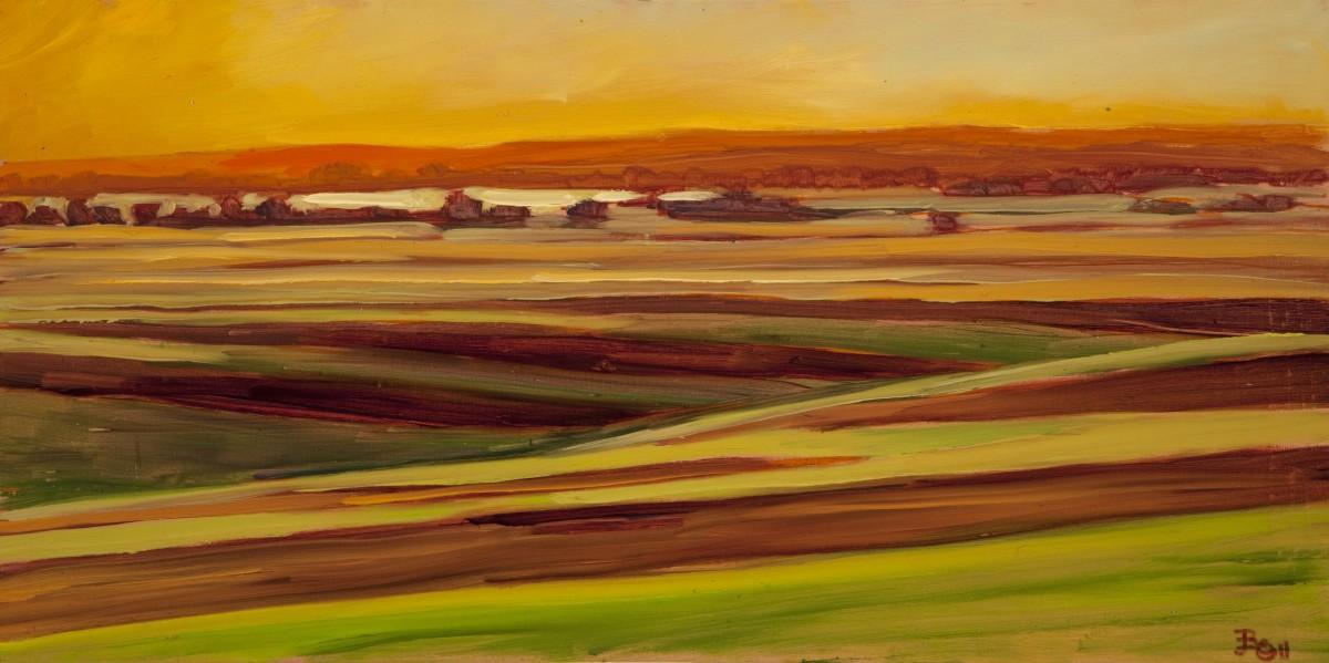 Painting by Elizabeth Black