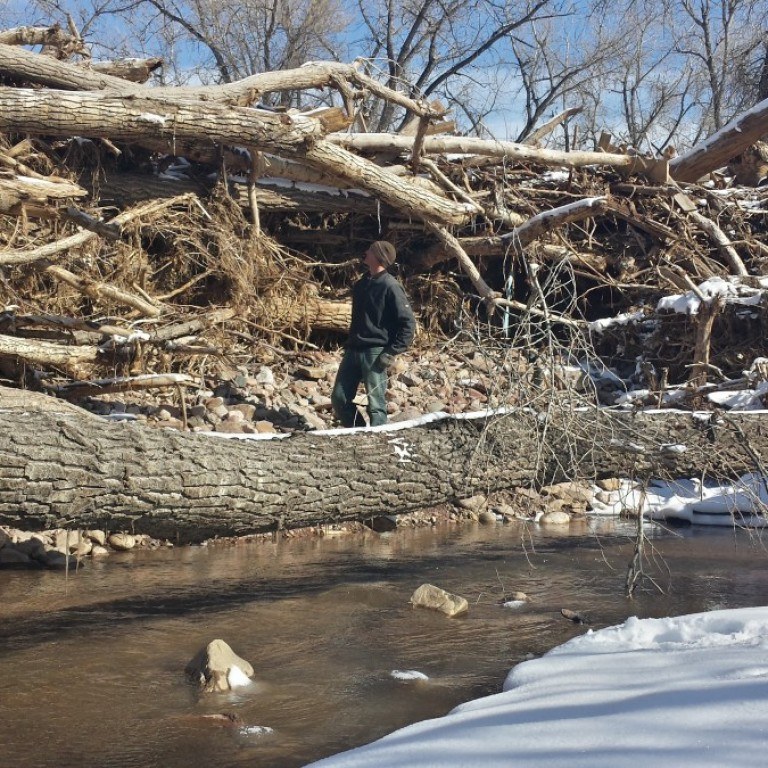 A Day in the Life of the Flood Debris Team