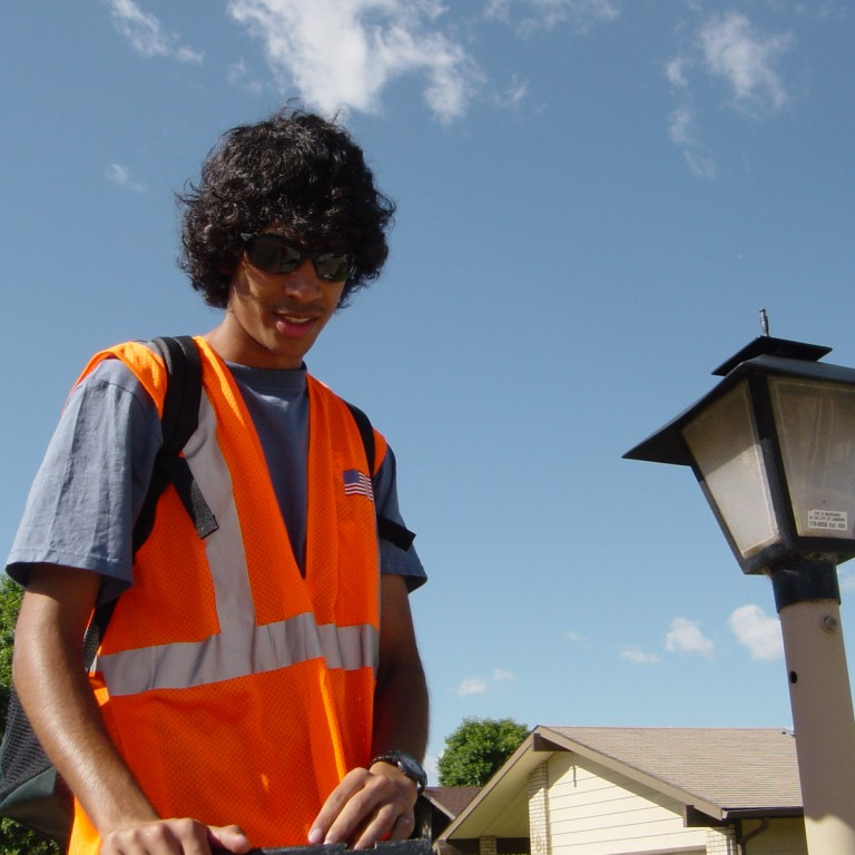 Helping Community with Youth Corps