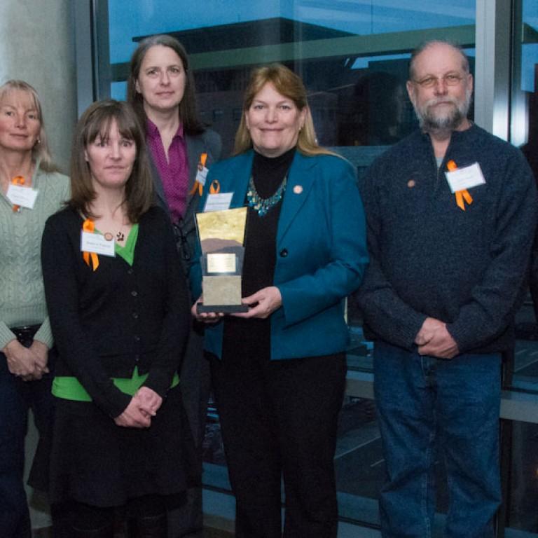 Boulder County Receives Governor's Award