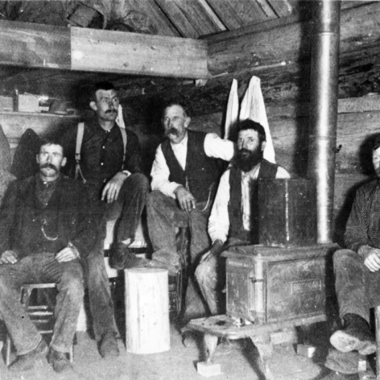 Early Miners of Boulder County