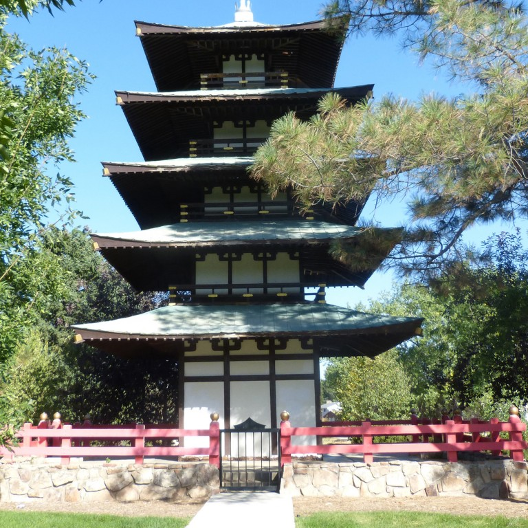 Japanese History in Boulder County