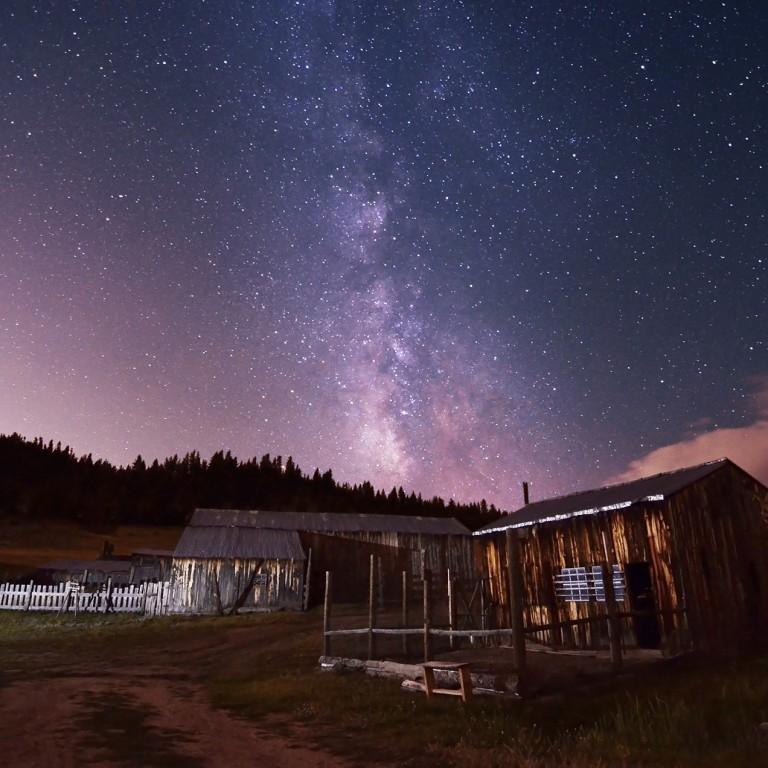 Night Skies: Watch and Enjoy