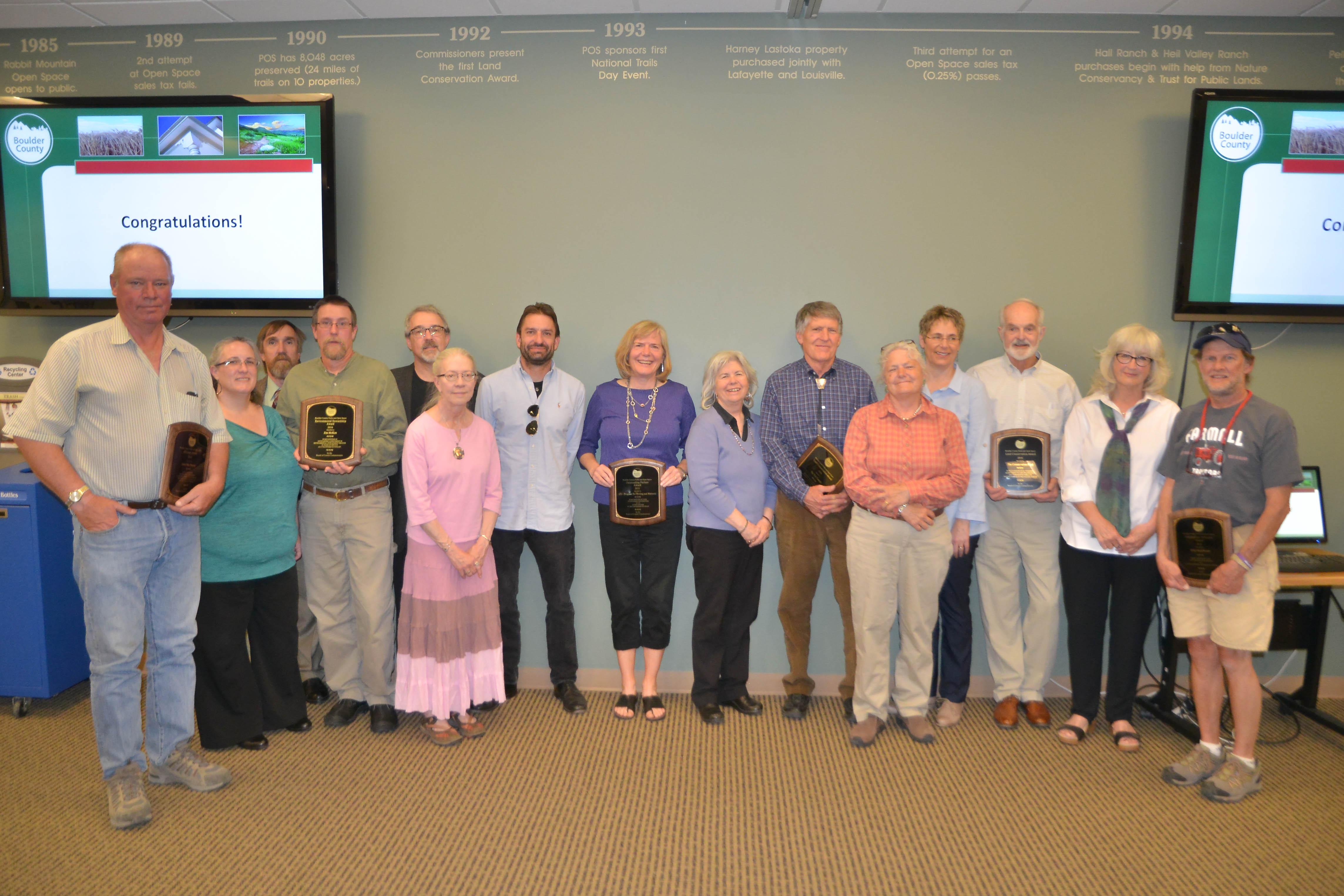 Land Conservation Awards Images