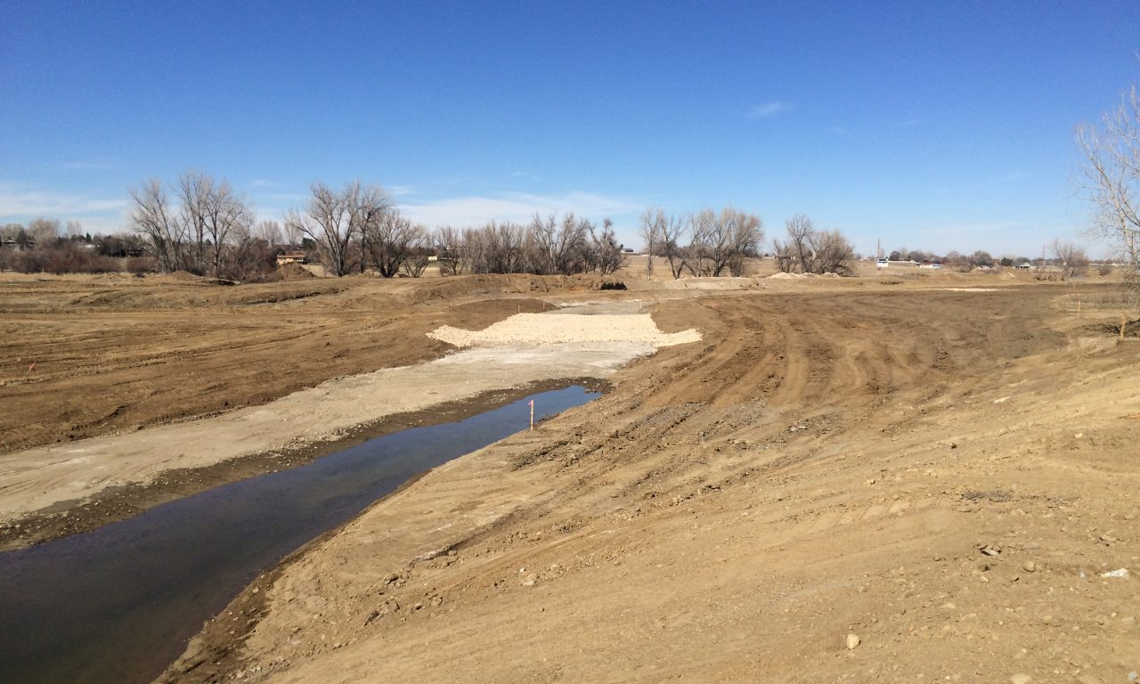 Lower Boulder Creek Restoration