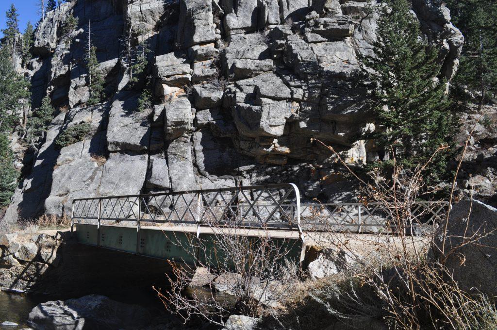 Castle Rock Upper Bridge