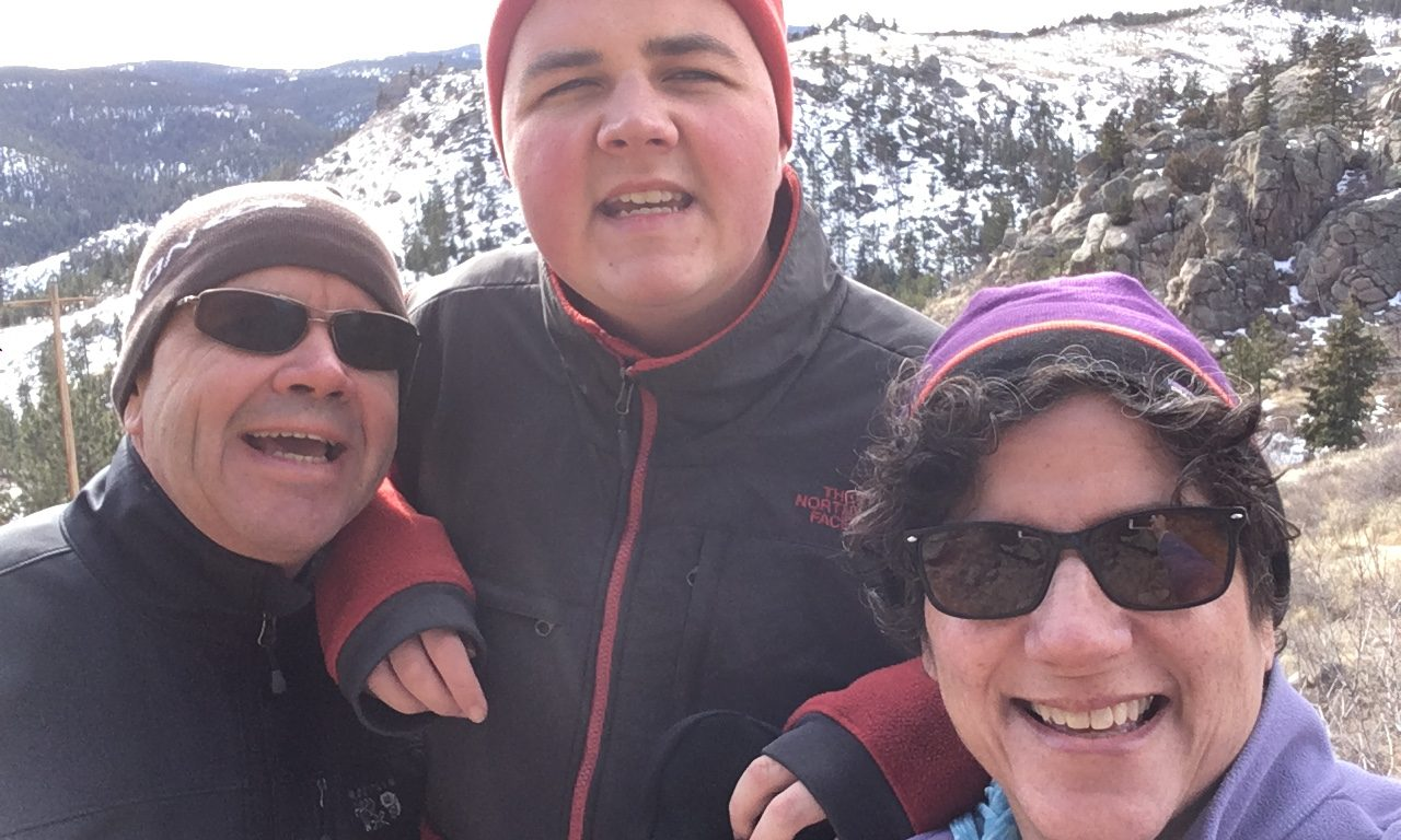 Hiking with Mike: Autism on the Trail