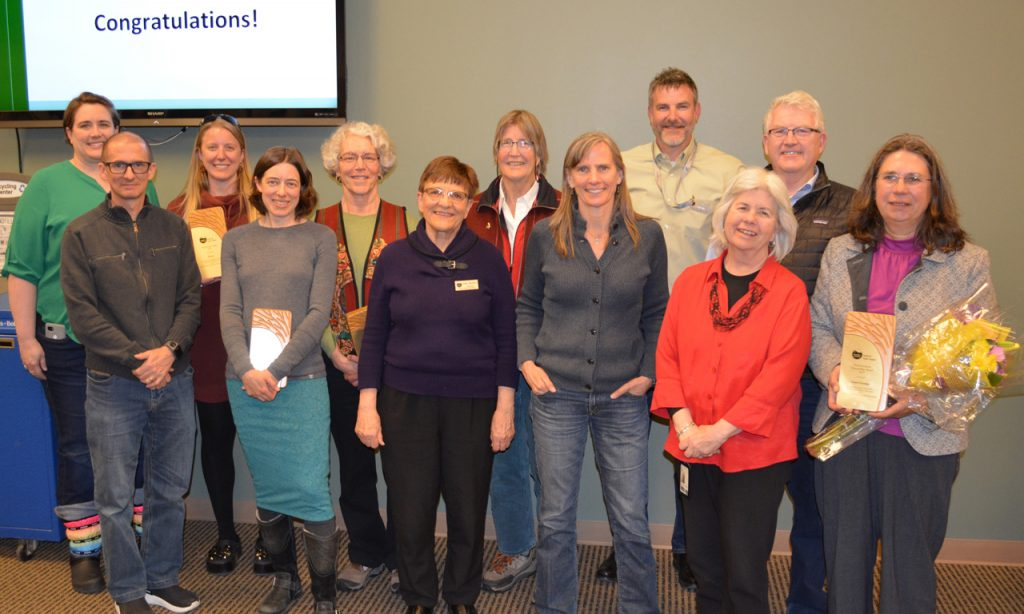 Land Conservation Award Winners