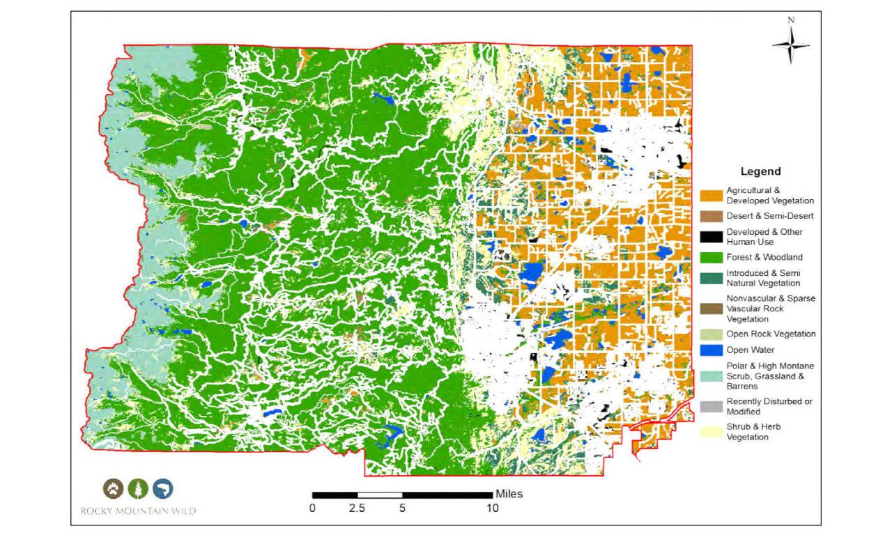 Research: Habitat Fragmentation