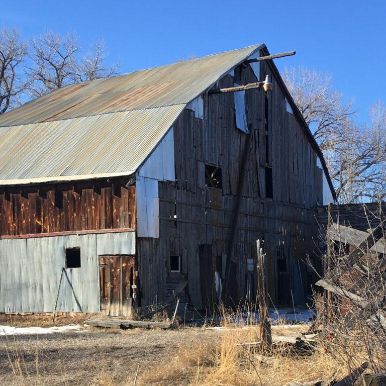 The Barn with a Bright Future