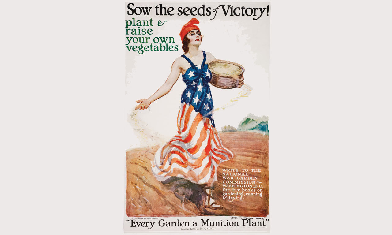 Victory Gardens, Then and Now