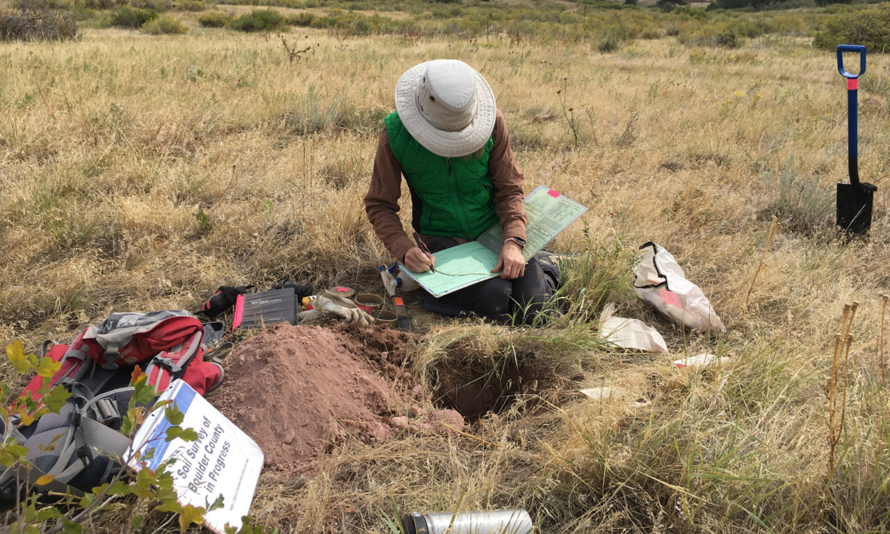 "The ""Dirt"" about Soil Mapping"