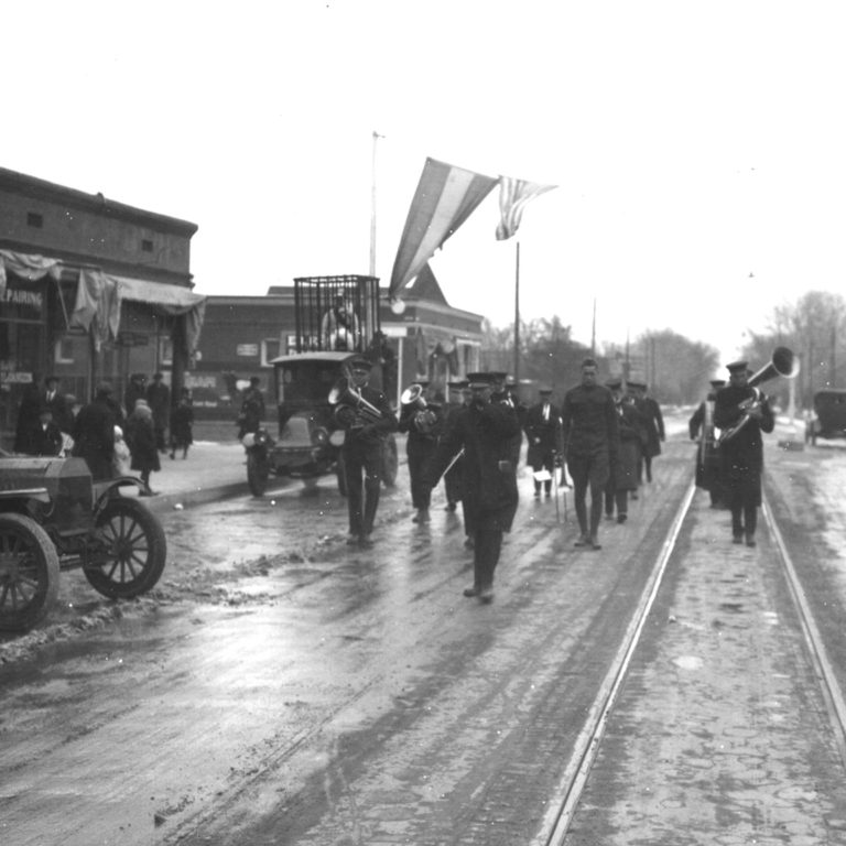 Veterans Day: 1919 to Present